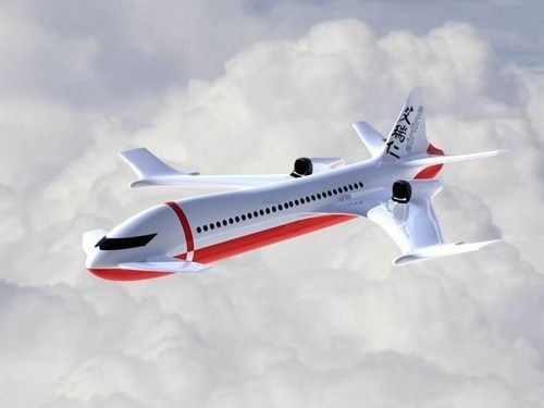 Best Future Civilian Aircraft Images On Pinterest Drawings - Examples future planes look according nasa