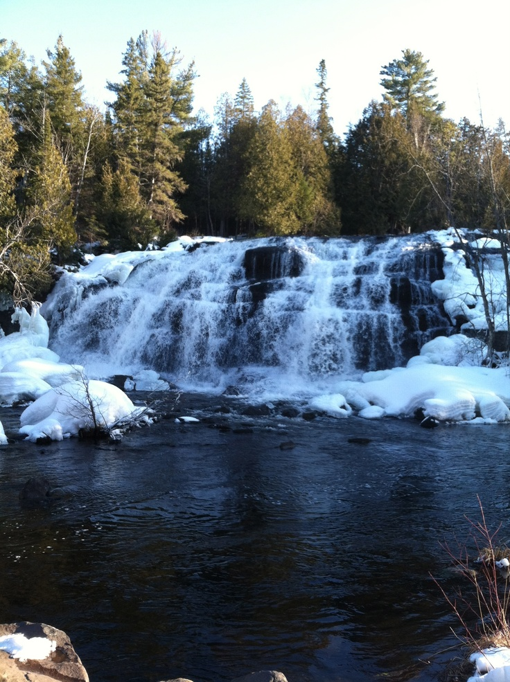 99 best Winter in the Porcupine Mountains images on ...