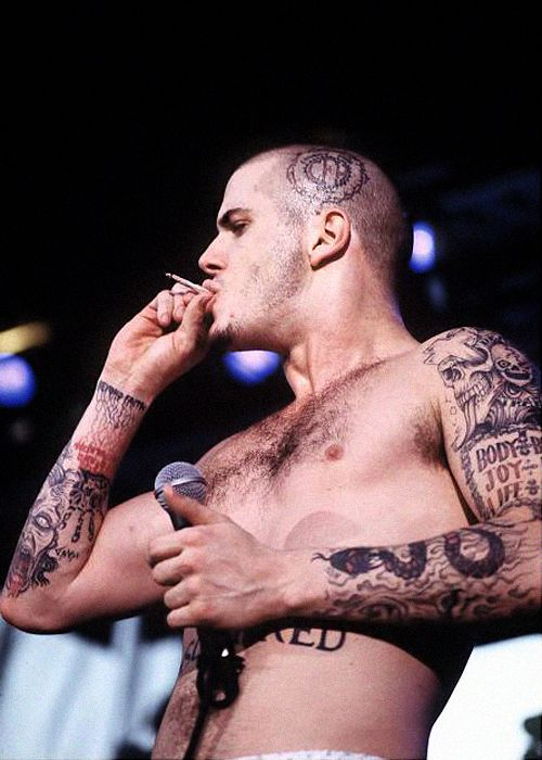 #PHIL ANSELMO #PANTERA  Hit it Phil!