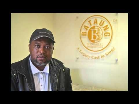 For more on this and other stories please visit http://www.enca.com/ Lebohang Khitsane founder of Bataung Memorial has come up with a system that relies on Q...