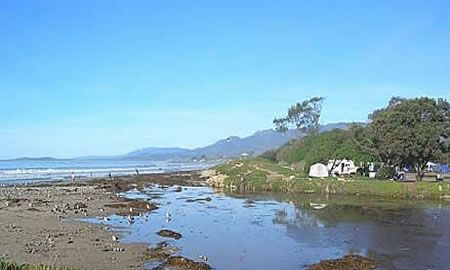 Carpinteria Beach Camping