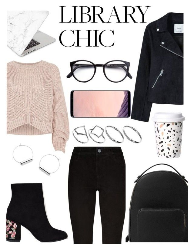 """""""Untitled #23"""" by ayesha-khalifa ❤ liked on Polyvore featuring Recover, MANGO, River Island, Paige Denim, New Look, Imm Living, ASOS and STELLA McCARTNEY"""