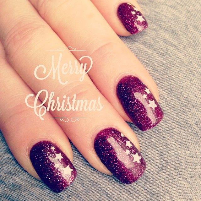 Christmasnails « Stampin' Up! Stempelwiese