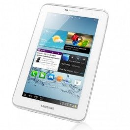 Buy Best Samsung Galaxy Tab2 7.0 P3110 8GB Wi-Fi-White only NZD270.00 from Electronic Bazaar NZ  with free shipping charge.