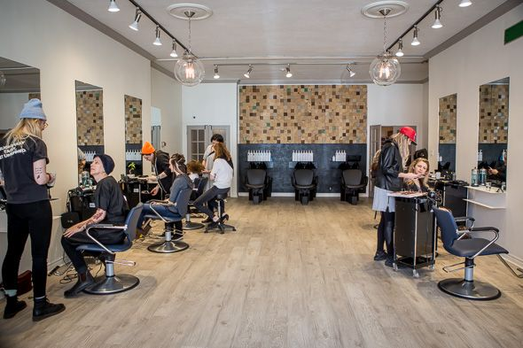 best hair salons toronto