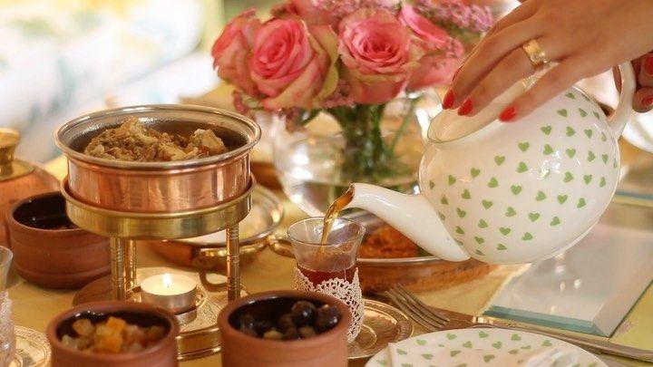 Life With Petali On Instagram ريوق العيد الثاني نكمل على الأفكار الي ممكن تسوي اضافة حلوة على طاولة ريوق العيد تحضيرات ريو Food Presentation Food Desserts