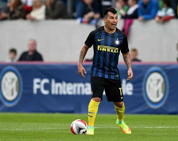 Inter could be without Gary Medel for up to two months as its confirmed hes injured his lateral meniscus. The  Source