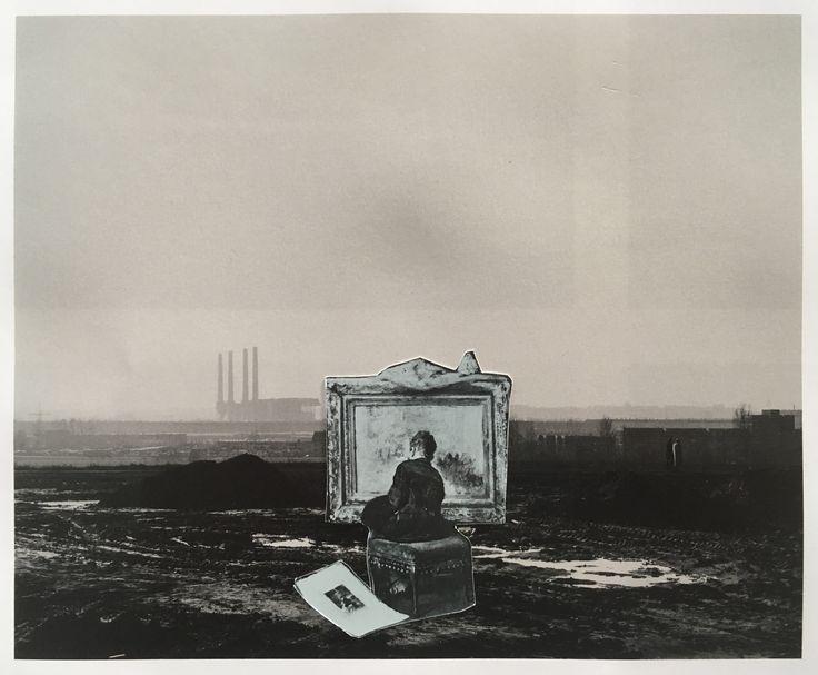 Markus Boesch / Collage 14,8 cm x 18 cm
