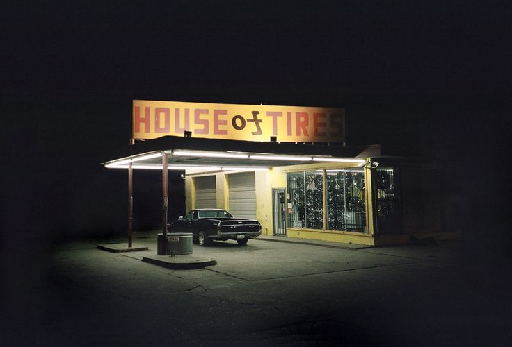 """Keith Davis Young, """"House of Tires"""""""
