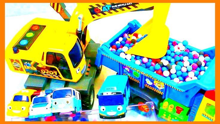Drink Vending Machine   Pororo Truck Toys Ice Cream Play Doh Toys