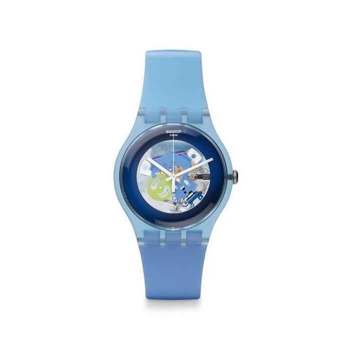 c7643f94704 Relógio Swatch Originals New Gent Cool Me - SUOS100