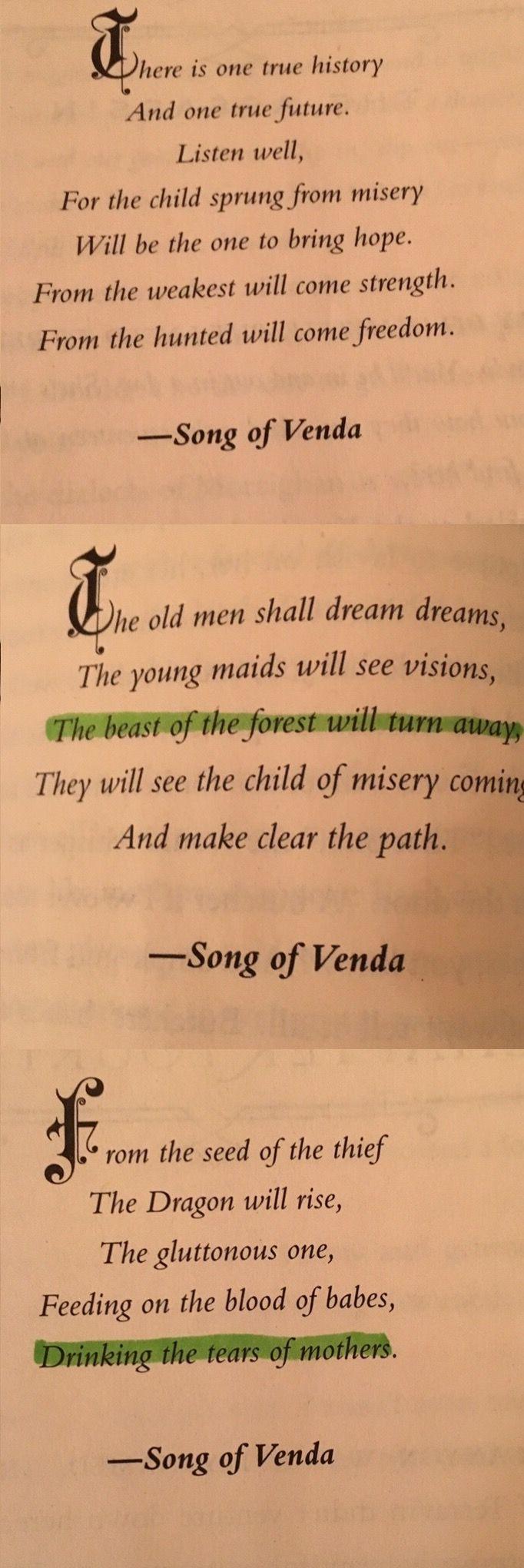 Song Of Venda Part 1