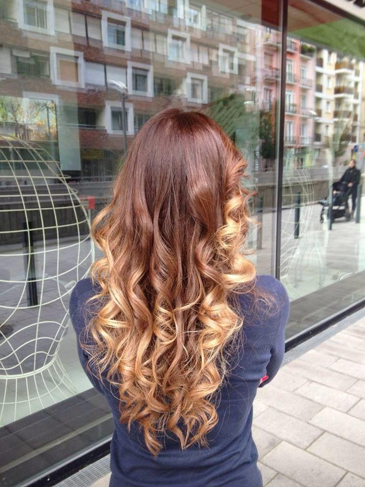 Curly Hair :)))