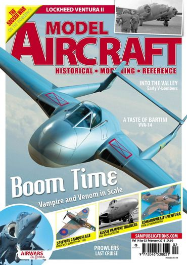 Model Aircraft - February 2015