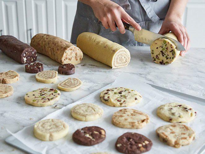 Keksriegel – immer bereit zum Backen von Keksen   – Süsse Rezepte: Alles was süss, lecker und ungesund ist.