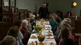 Joods-Romeinse eieren, woestijnsoep, kookdominee Han Wilmink geeft een workshop Gerechten voor de veertigdagentijd  http://www.spirit24.nl/#!player/index/segment:51540515/group:51540149/spirit/