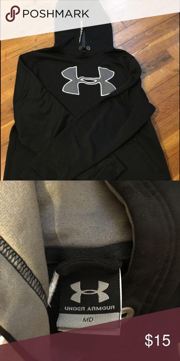 Men's under armour hoodie Men's size medium under armour hoodie Under Armour Shirts Sweatshirts & Hoodies