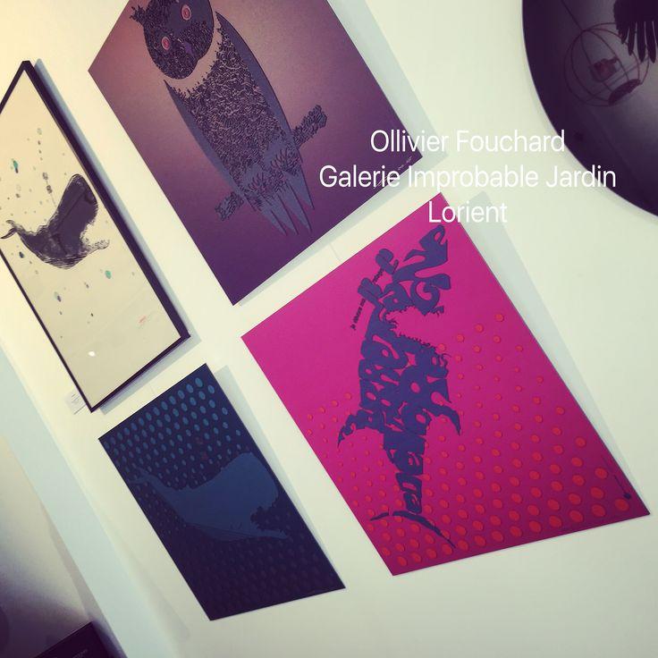 Création Ollivier Fouchard