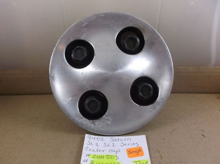 1994-2002 Saturn S Series  SL1 SL2  wheel Center Cap  21011503  Hubcap cover TU1 #Saturn