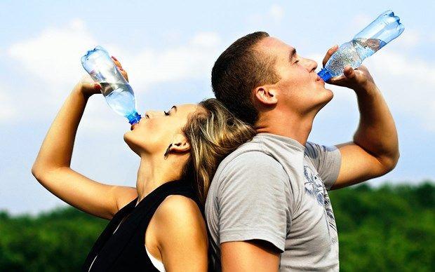 Bol su içmek