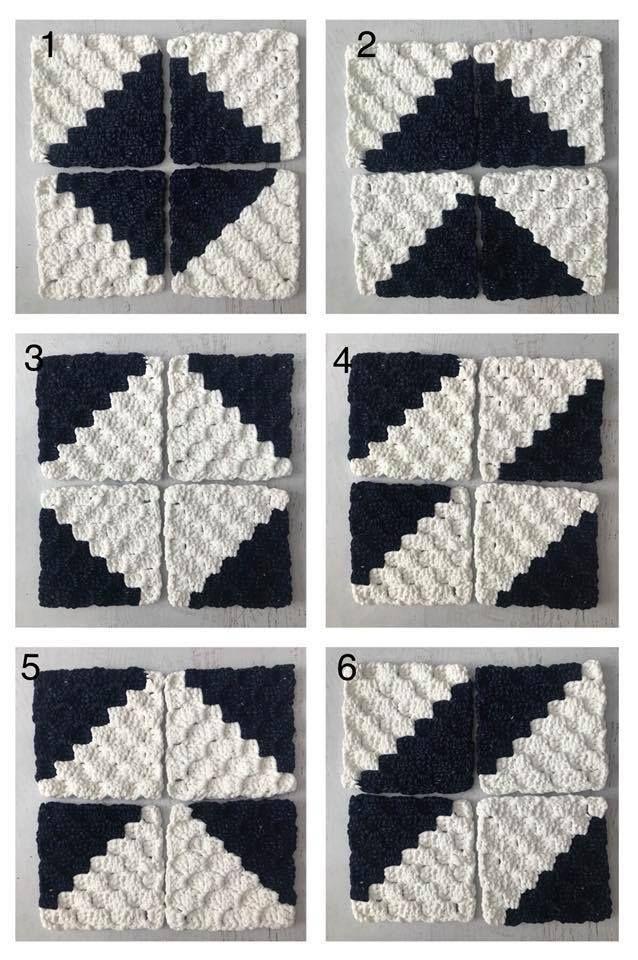 Bernat Maker Outdoor Crochet Pillow | crochet | Pinterest | Crochet ...