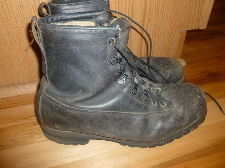 """Vtg Chippewa Men's Super Logger 9"""" Insulated Work Boots Shoes size 10 3E #Chippewa #WorkSafety"""