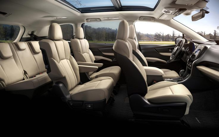 Admirable All New 2019 Subaru Ascent 3 Row Suv Subaru 3Rd Row Caraccident5 Cool Chair Designs And Ideas Caraccident5Info
