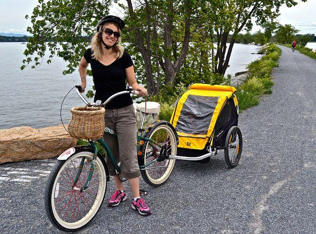 Bike Touring – The Best Way to Explore Burlington, Vermont - http://travelexperta.com/2015/08/bike-touring-burlington-vermont.html