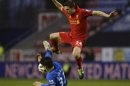 FOOTBALL -  Football: saison terminée pour Joe Allen de Liverpool - http://lefootball.fr/football-saison-terminee-pour-joe-allen-de-liverpool/