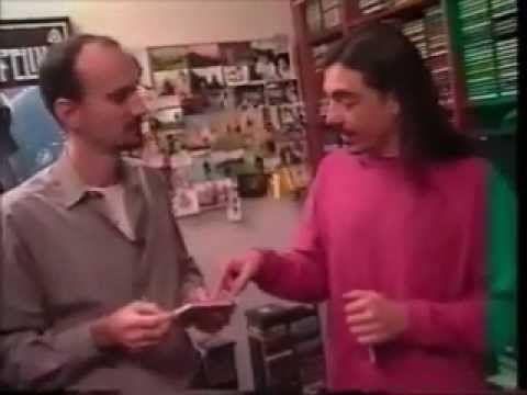 A COLEÇÃO DE DISCOS DE CHARLES GAVIN