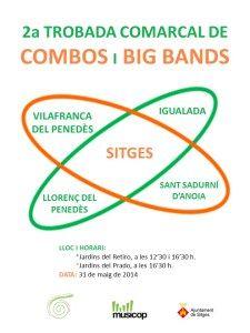 Trobada de combos i Big Band (31.05.2014)