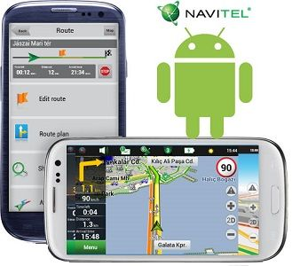 Navitel Navigasyon 9.5.30 Türkçe Android Full