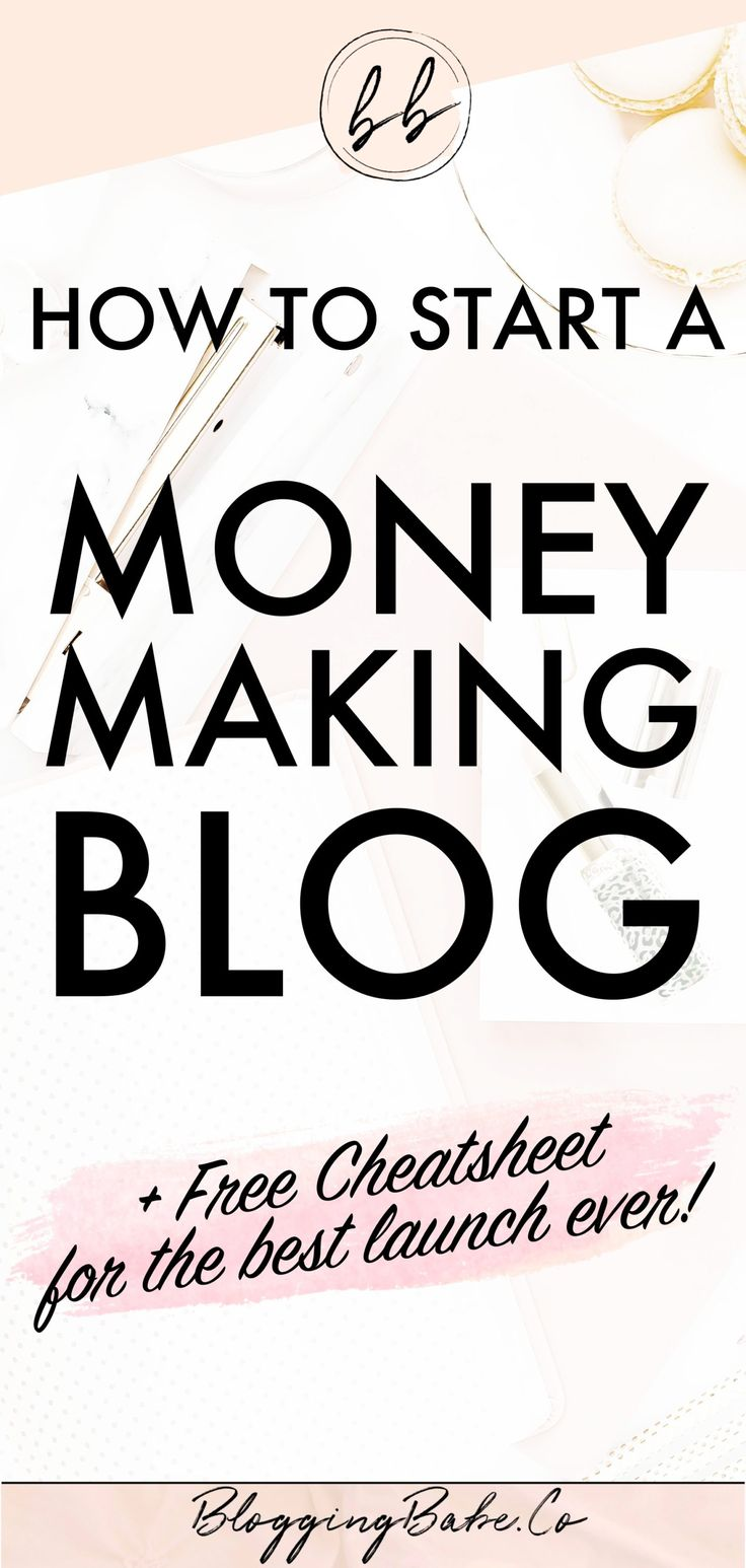How To Start A Blog & Make Money From Day 1: How I Created A Profitable Blog From Scratch – Taryn Grimsley