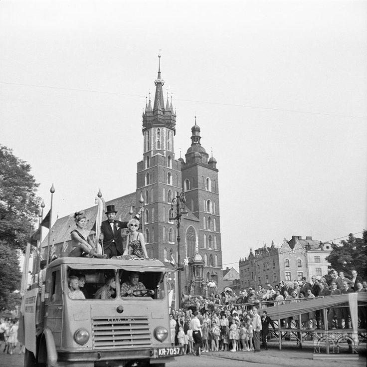 Dni Krakowa, Rynek Główny, kościół Mariacki