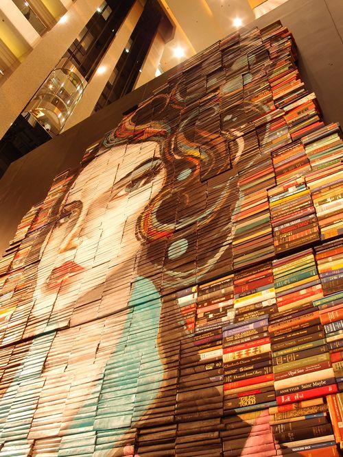 Face, Book (by Edmond Pang)