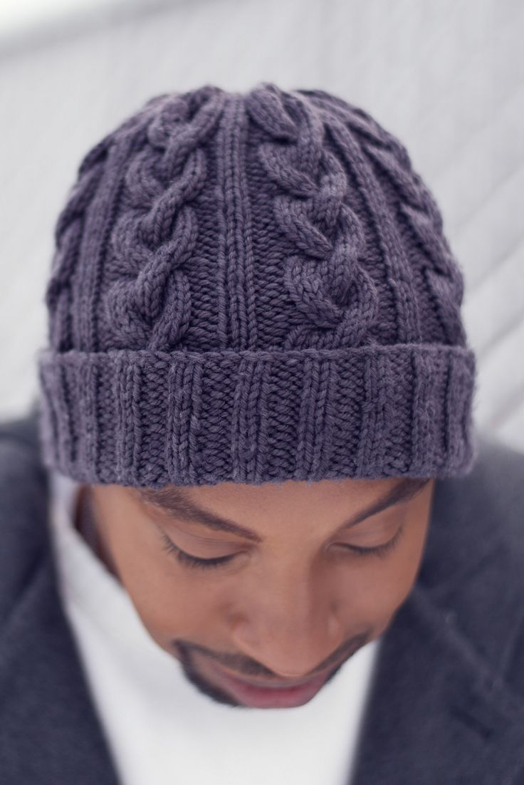 Ravelry: Hat Most Likely To Succeed pattern by Alexandra Virgiel