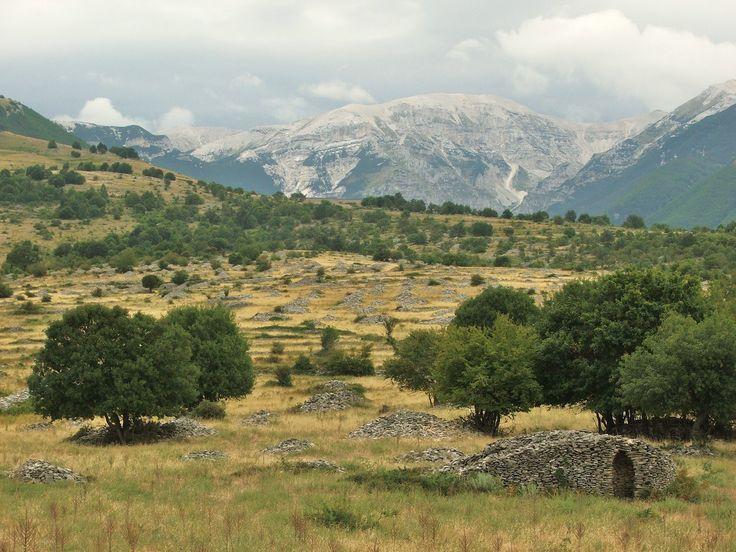 Pratedonica & Monte Amaro (Majella, Italy)