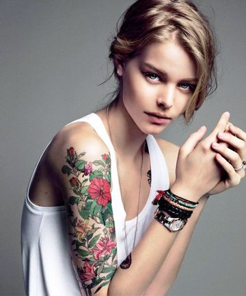 Tattoo Rule No. 16: Tattoos Can Be Amazingly Functional, 16 Tattoo Rules Every Woman Needs to Know - (Page 17)