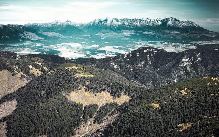 Hautes Tatras Slovaquie