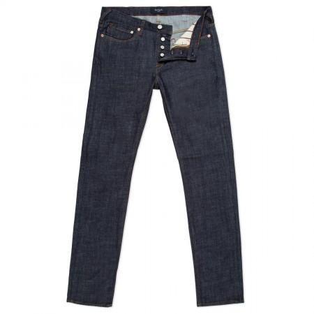 Paul Smith Men's Jeans - Slim-Fit Blue-Wash Jeans