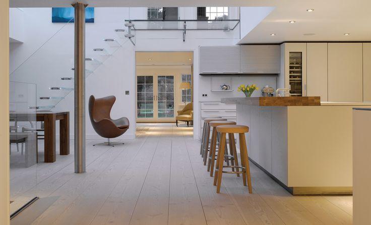 Küchenmöbel Küche Pinterest Dielenboden, Douglasie Und   Esszimmer Leutkirch