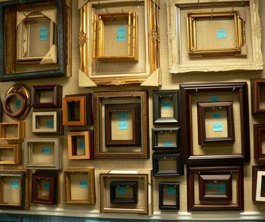 58 best Custom Picture Frames images on Pinterest | Design elements ...