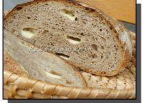 Sýrový chléb (s prefermentem)