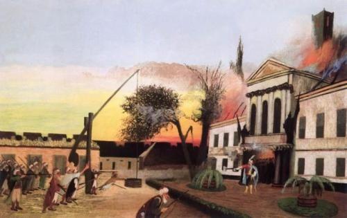 ZRÍNYI KIROHANÁSA. 1903