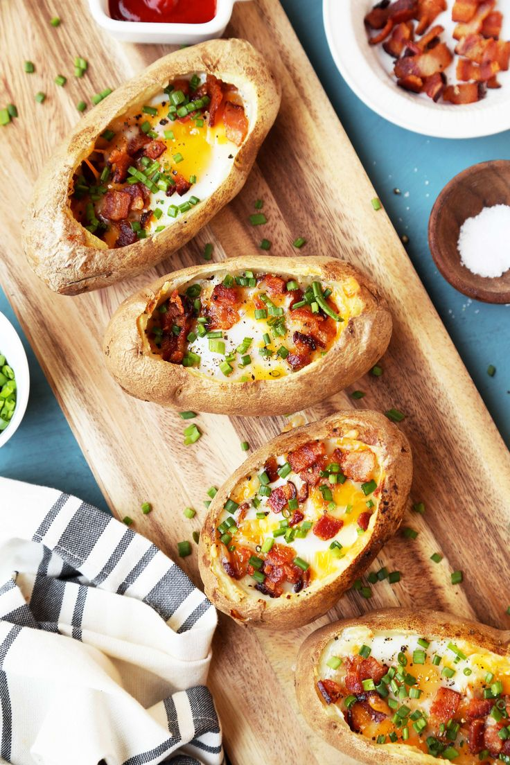 ... Baked Potato on Pinterest | Baked Potatoes, Potatoes and Oven Baked