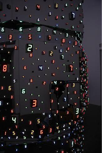 Hoto by Tatsuo Miyajima, 2008