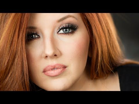 BOMBSHELL Date Night Tutorial | Kat Von D Shade & Light Palette - YouTube