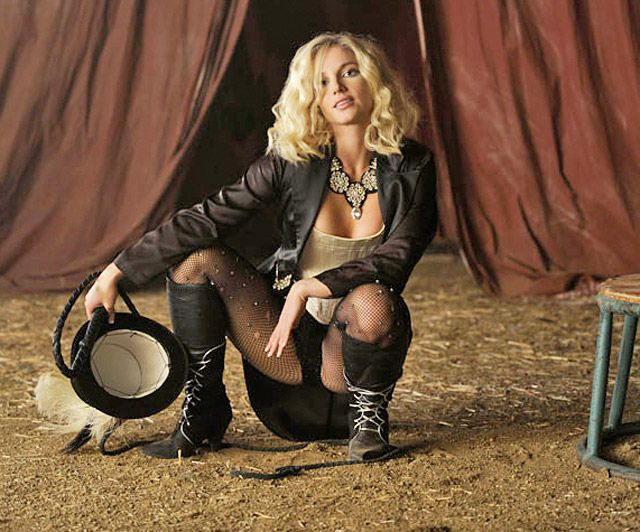 Britney Spears' Music Video Looks: Circus