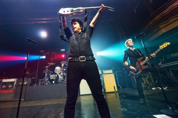 Green Day played more '90s treats at Webster Hall (review, videos, pics, setlist)