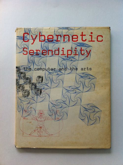 Cybernetic Serendipitythe computer and the artsExhibition catalogue. Edited by Jasia Reichardt (Studio International Special Issue, London. 1968)